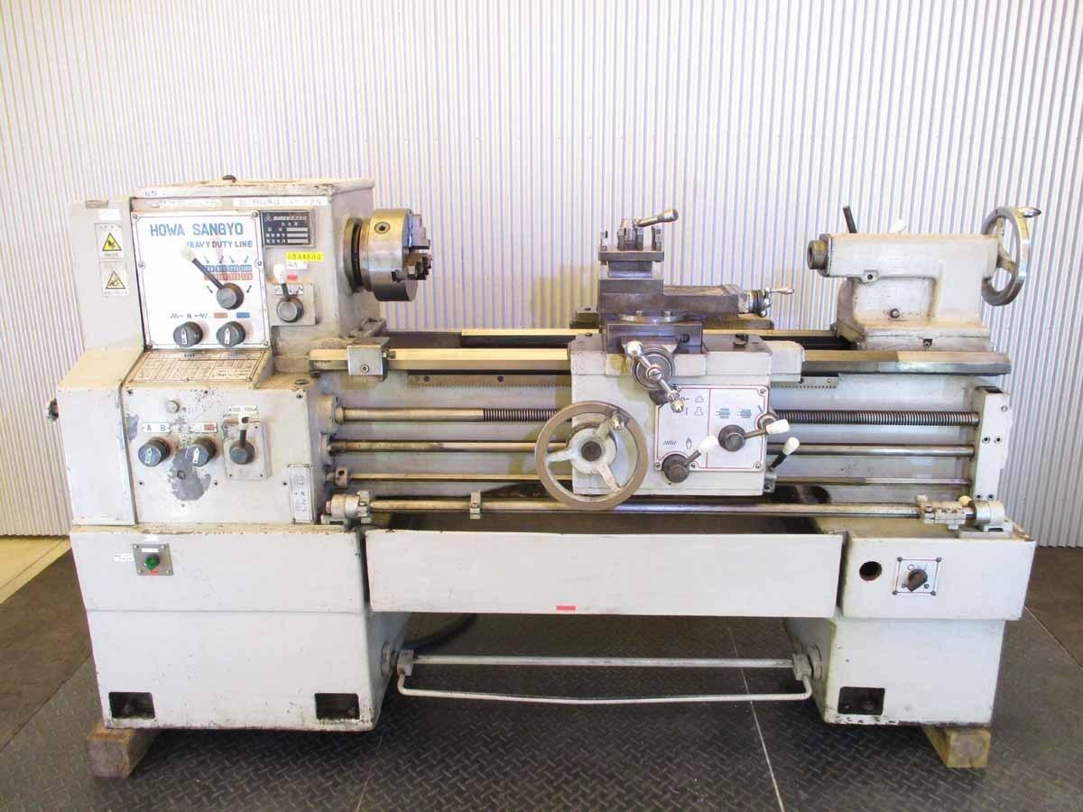 中古機械 工作機械 汎用旋盤 動作確認済 静岡県