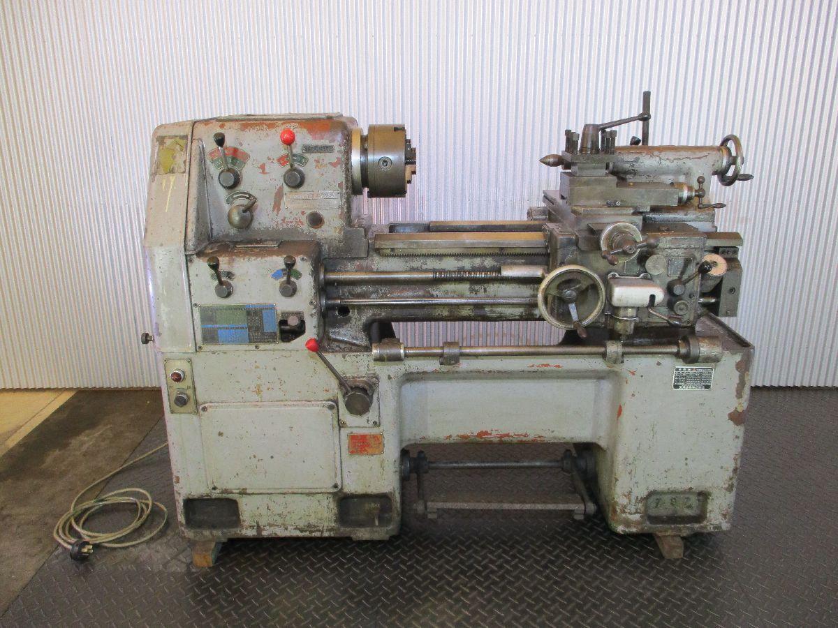 工作機械 中古機械 汎用旋盤 静岡県
