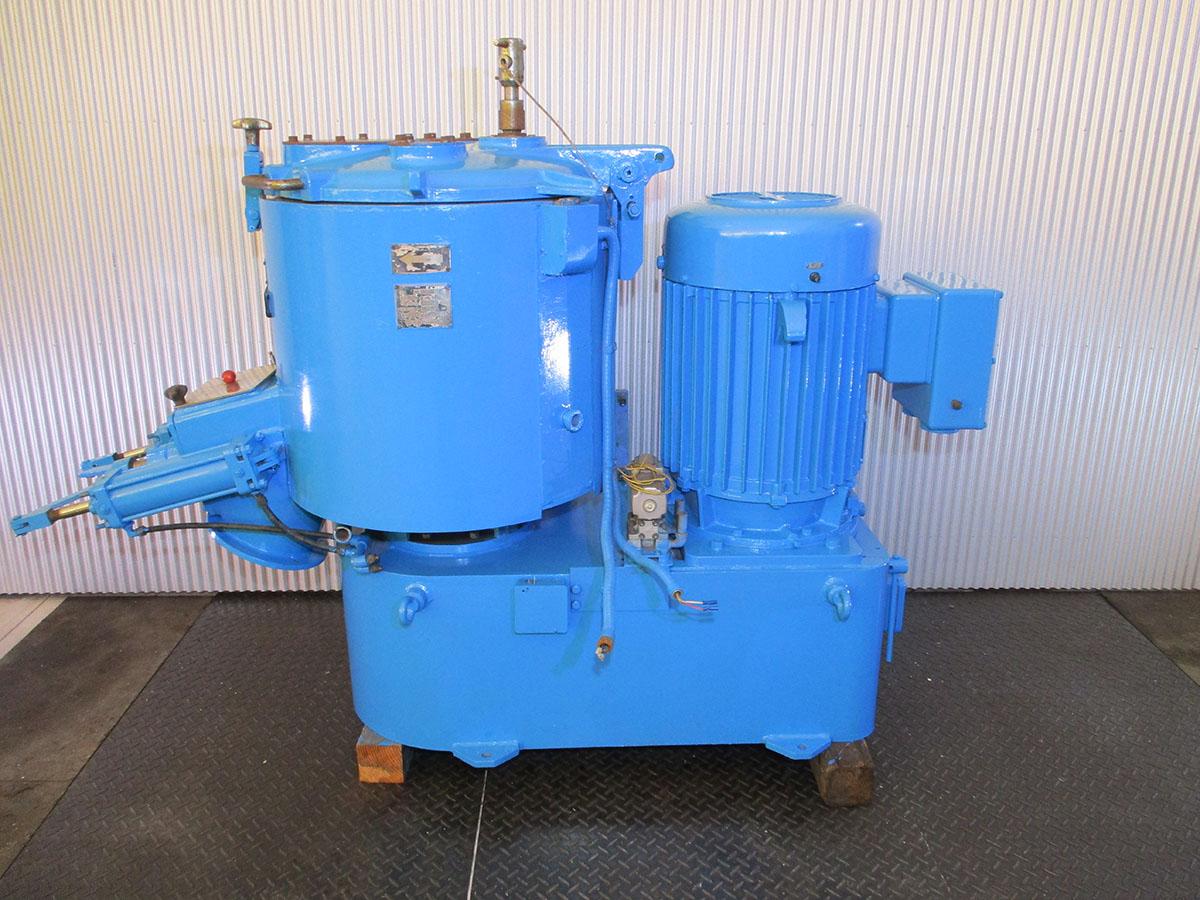 中古機械 環境機械 樹脂攪拌機