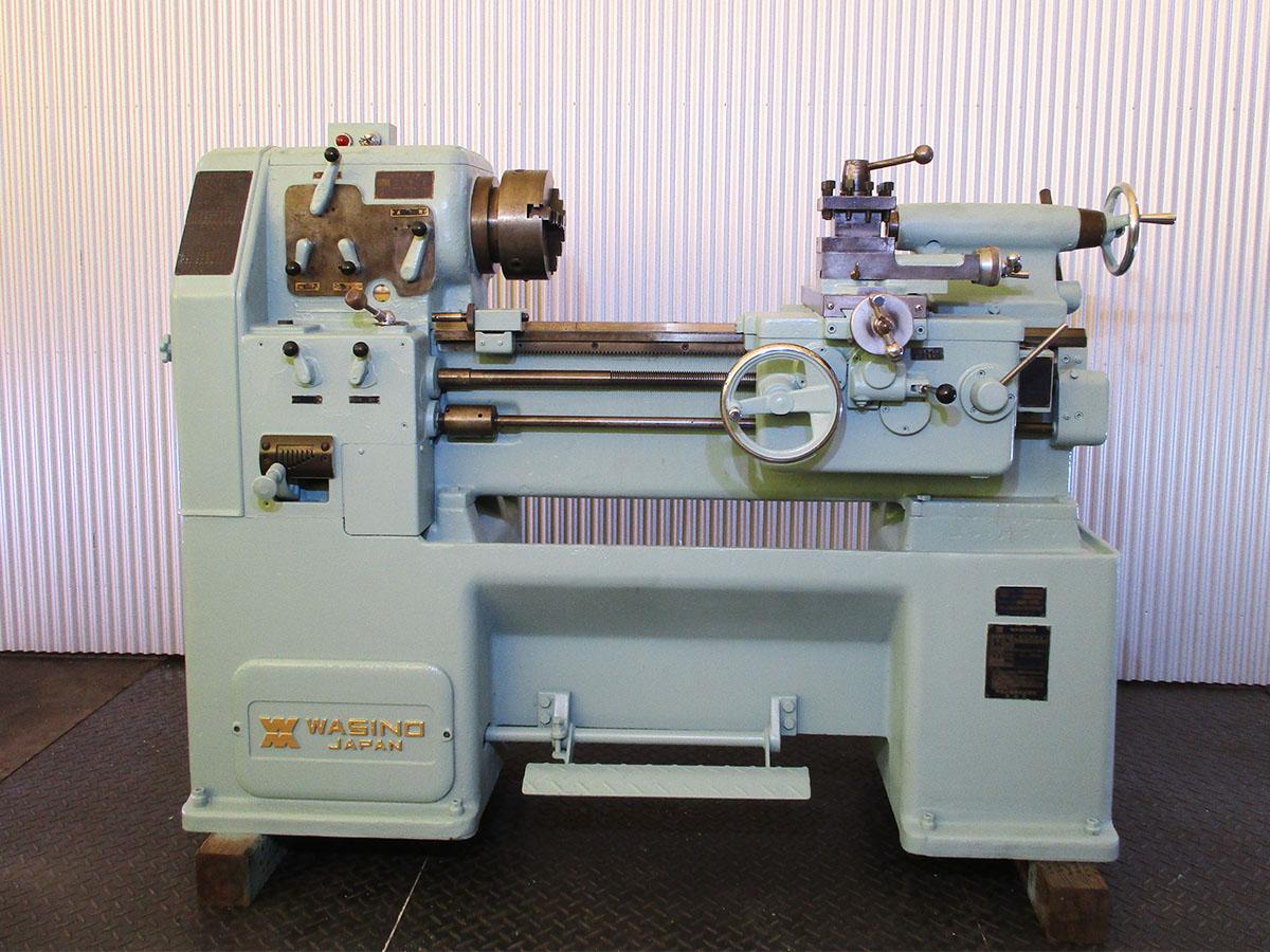 汎用旋盤 ワシノ 中古機械 工作機械