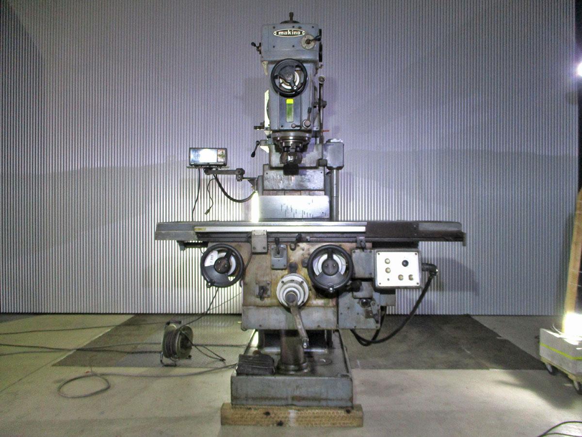 工作機械 中古機械 フライス盤 切断機