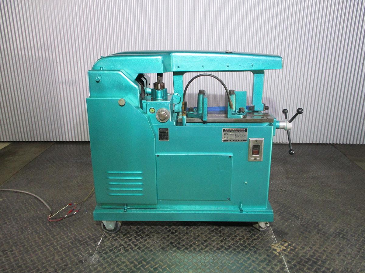 工作機械 GREAT CAPTAIN 金切鋸盤 切断機 工作機械 リビルド