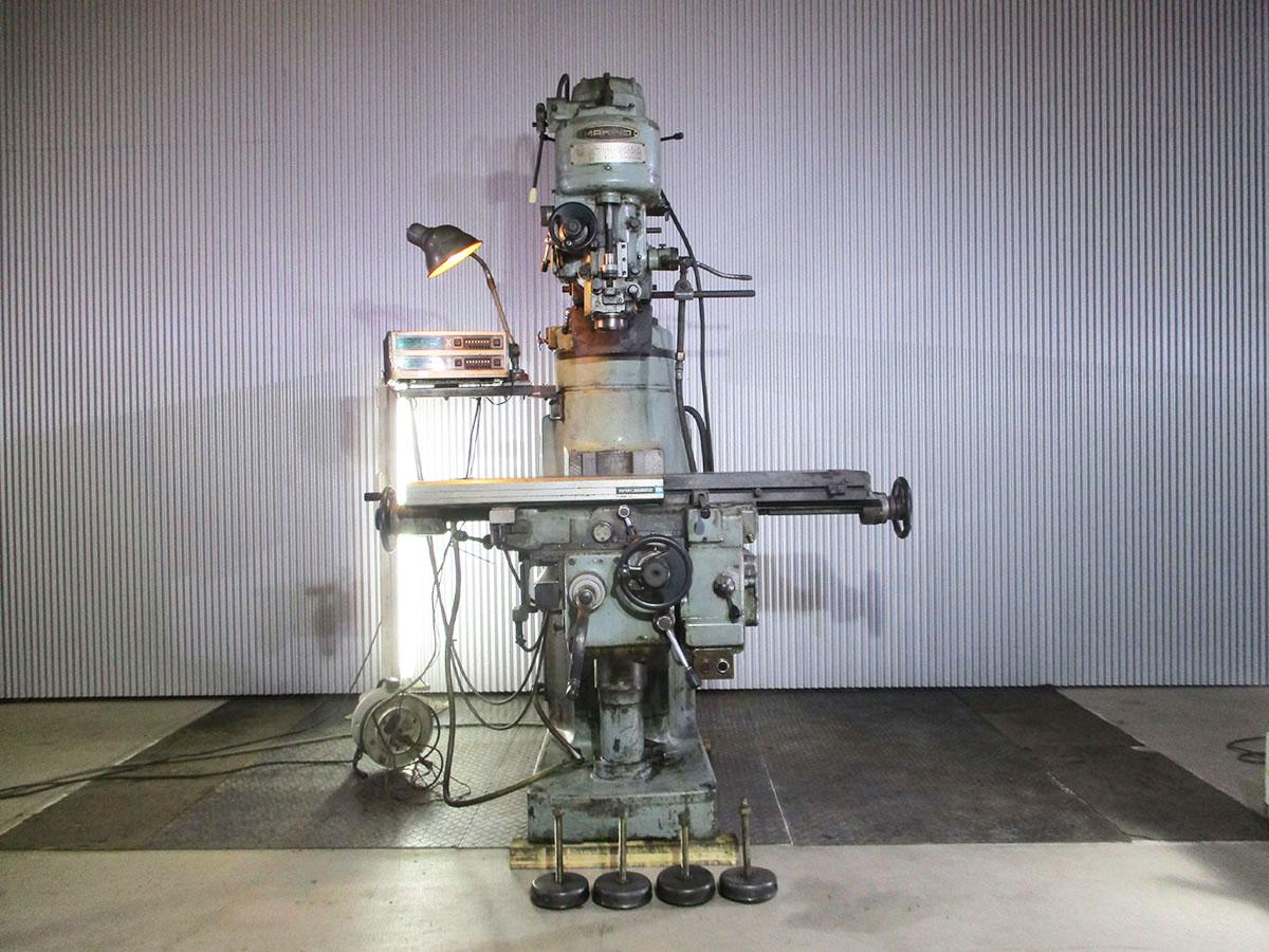 工作機械 中古機械 フライス盤 牧野フライス製作所 MAKINO