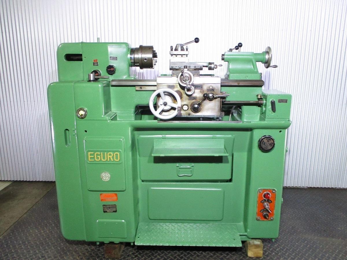 工作機械 中古機械 高速旋盤 動作確認