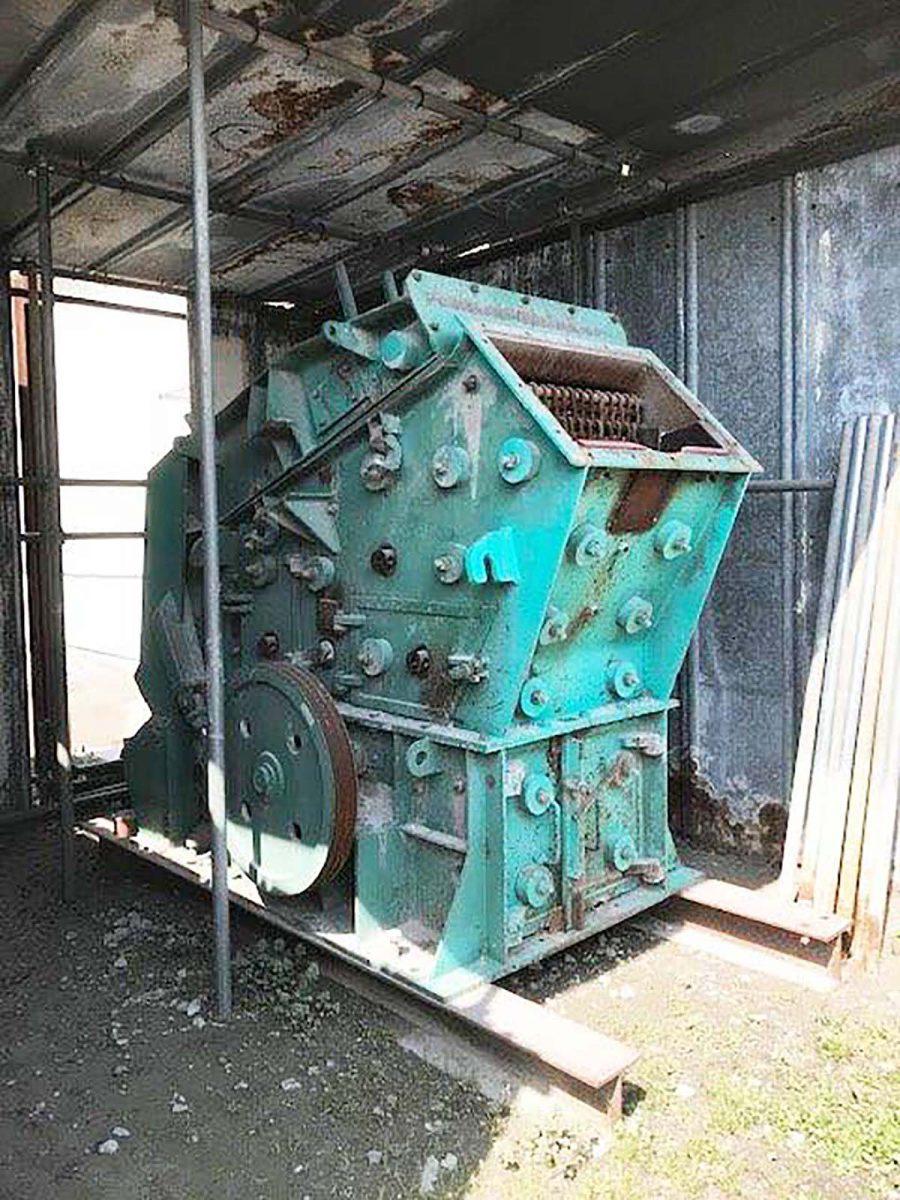 郷鉄工所 ニューブレーカーコンペラ GNB-3E 油圧装置付